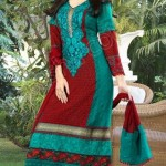 Latest Terrific Winter Shalwar Kameez Designs 2012-13 By Natasha Couture 005
