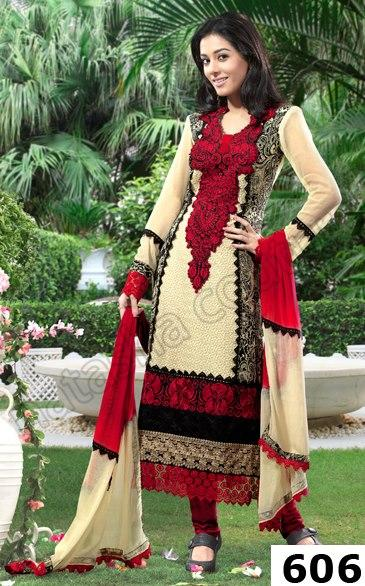 Latest Terrific Winter Shalwar Kameez Designs 2012-13 By Natasha Couture 009
