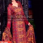 Latest Winter Dress Collection 2012-13 For Girls & Women By Gul Ahmed (1)