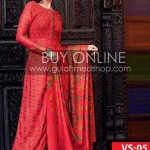 Latest Winter Dress Collection 2012-13 For Girls & Women By Gul Ahmed (10)