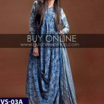 Latest Winter Dress Collection 2012-13 For Girls & Women By Gul Ahmed