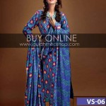 Latest Winter Dress Collection 2012-13 For Girls & Women By Gul Ahmed (2)