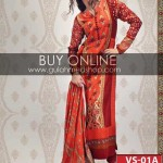 Latest Winter Dress Collection 2012-13 For Girls & Women By Gul Ahmed (6)