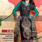 Latest Winter Dress Collection 2012-13 For Girls & Women By Gul Ahmed (7)