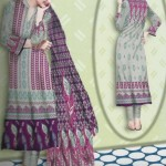 Latest Winter Italian Linen Dresses 2012-13 For Women By Lala Textiles 002