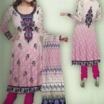Latest Winter Italian Linen Dresses 2012-13 For Women By Lala Textiles 003