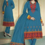 Latest Winter Italian Linen Dresses 2012-13 For Women By Lala Textiles 008