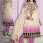 Latest Winter Italian Linen Dresses 2012-13 For Women By Lala Textiles 009