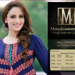 Mausummery 2012 Fall Winter Embroidered Cambric Linen Collection 001