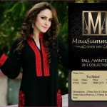 Mausummery 2012 Fall Winter Embroidered Cambric Linen Collection 002