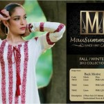 Mausummery 2012 Fall Winter Embroidered Cambric Linen Collection 003