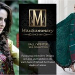 Mausummery 2012 Fall Winter Embroidered Cambric Linen Collection 004