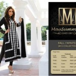 Mausummery 2012 Fall Winter Embroidered Cambric Linen Collection 005