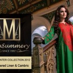 Mausummery 2012 Fall Winter Embroidered Cambric Linen Collection 006