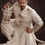 Naushemian Latest Groom Dresses 2012-2013 For Men 004
