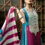 Naushemian Latest partyl Wear Winter Collection 2012-13 for Women