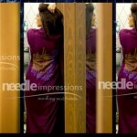 Needle Impression Latest Winter Casual & Party Wear Dresses 2012-13 For Girls 003