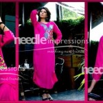 Needle Impression Latest Winter Casual & Party Wear Dresses 2012-13 For Girls 004