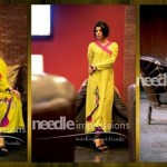 Needle Impression Latest Winter Casual & Party Wear Dresses 2012-13 For Girls 007