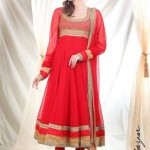 New Party Wear Collection 2012-13 For Women By Meena Bazar (1)