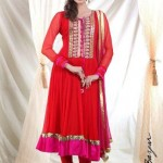 New Party Wear Collection 2012-13 For Women By Meena Bazar