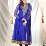 New Party Wear Collection 2012-13 For Women By Meena Bazar (2)