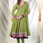 New Party Wear Collection 2012-13 For Women By Meena Bazar (4)