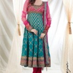 New Party Wear Collection 2012-13 For Women By Meena Bazar (5)