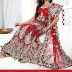 New Party Wear & Wedding Lehenga Collection By Brides Galleria Designer (3)