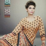 New Turkish Linen Dresses 2012-13 Designs For Women By Lala Textiles 0011