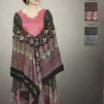 New Turkish Linen Dresses 2012-13 Designs For Women By Lala Textiles 0012