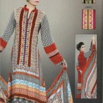 New Turkish Linen Dresses 2012-13 Designs For Women By Lala Textiles 0015