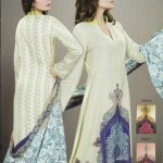 New Turkish Linen Dresses 2012-13 Designs For Women By Lala Textiles 002