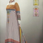 New Turkish Linen Dresses 2012-13 Designs For Women By Lala Textiles 004