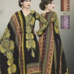 New Turkish Linen Dresses 2012-13 Designs For Women By Lala Textiles 006