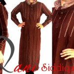 Rani Siddique Latest Winter Dress New Collection 2012-13 For Women (1)