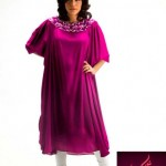 Rashk Winter Dresses Hot Flame Collection 2013-12 For Women