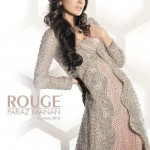 Rouge by Faraz Manan Couture Latest winter dresses and jewelry Collection 2012-2013 For Women
