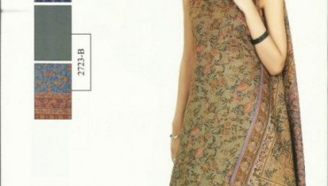 Sana & Samia Exclusive Winter Dresses 2012-13 For Women 001