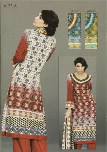 Sana & Samia Latest Winter Khaadi Dresses 2012-13 For Women 002
