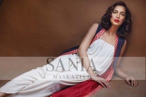 Sania Maskatiya Latest Winter Dress Collection 2012-13 For Women (6)