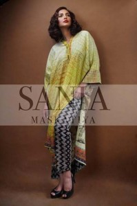 Sania Maskatiya Latest Winter Dress Collection 2012-13 For Women (8)