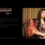 Shariq textiles Latest Khaddar Exclusive Winter Dresses 2012-13 For Girl