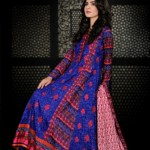 Umar Sayeed Latest Winter Dress Collection 2012-13 For Women (1)