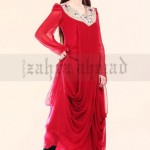 Zahra Ahmad Latest Winter Dresses 2012 13 For Women 0011