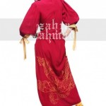 Zahra Ahmad Latest Winter Dresses 2012 13 For Women 005
