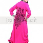 Zahra Ahmad Latest Winter Dresses 2012 13 For Women 007