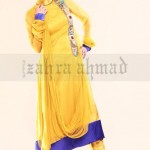 Zahra Ahmad Latest Winter Dresses 2012 13 For Women 009