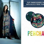 stylish Pehchan party wear Winter Dress Collection 2012-13 for ladies (1)