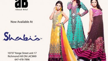 Ahmad Bilal Winter Collection 2013 By Shabis 001